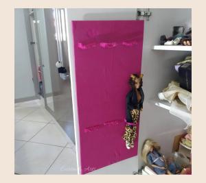 Como organizar bonecas